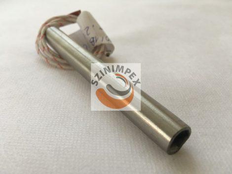 Fűtőpatron, 12x100 mm, 230 V, 400 W, vezeték: 300 mm