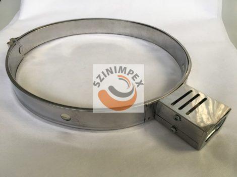 Palást fűtőtest, 270x33 mm, 230 V, 400 W
