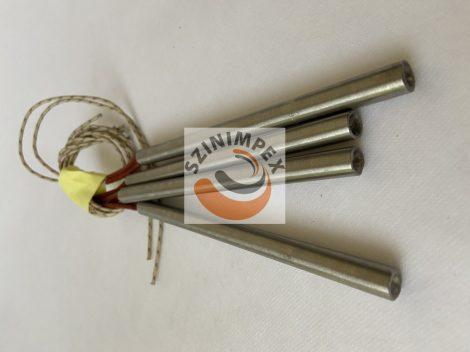 Fűtőpatron - 10 x 150 mm - 600 W, 230 V, vezeték: 250 mm