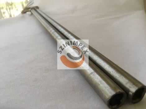 Fűtőpatron, 17x570 mm, 230 V, 1000 W, vezeték: 400 mm