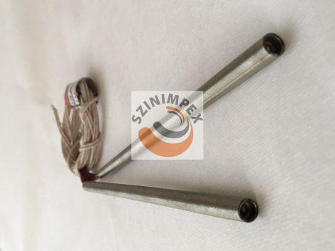 Fűtőpatron, 8x200 mm, 230 V, 350 W, vezeték: 1000 mm