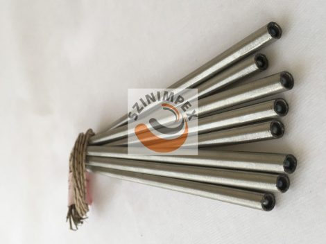 Fűtőpatron, 8x200 mm, 230 V, 200 W, vezeték: 250 mm
