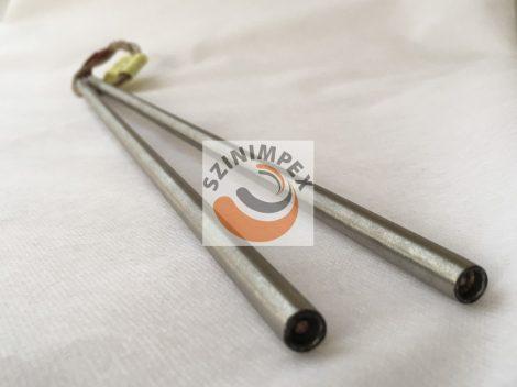 Fűtőpatron, 8x400 mm, 230 V, 200 W, vezeték: 300 mm