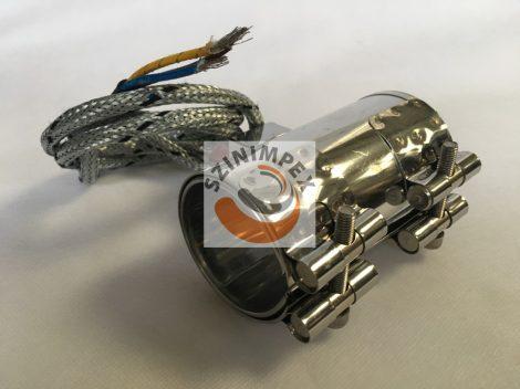 Palást fűtőtest, 50x100 mm, 230 V, 450 W, vezeték: 1200 mm