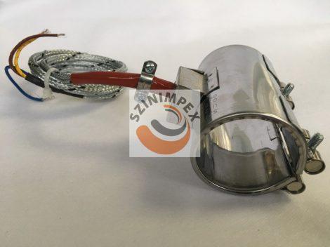 Palást fűtőtest, 55x100 mm, 230 V, 450 W, vezeték: 1200 mm