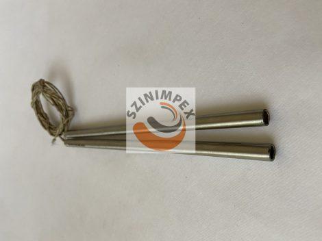 Fűtőpatron - 10 x 240 mm - 400 W, 230 V, vezeték: 800 mm
