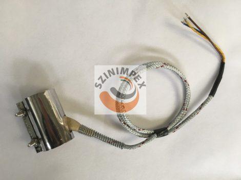 Palást fűtőtest, 35x70 mm, 230 V, 330 W, vezeték: 1000 mm
