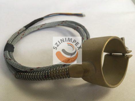 Palást Fűtőtest, 50x30 mm, 230 V, 250 W, vezeték: 1500 mm