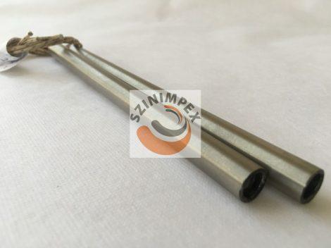 Fűtőpatron, 12x200 mm, 240 V, 400 W, vezeték: 300 mm