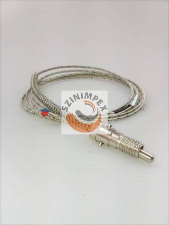 J típusú hőérzékelő - 6x25 mm